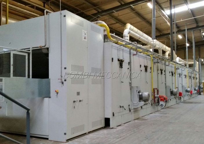 OVEN FOR WOOD : 5.000kg/h