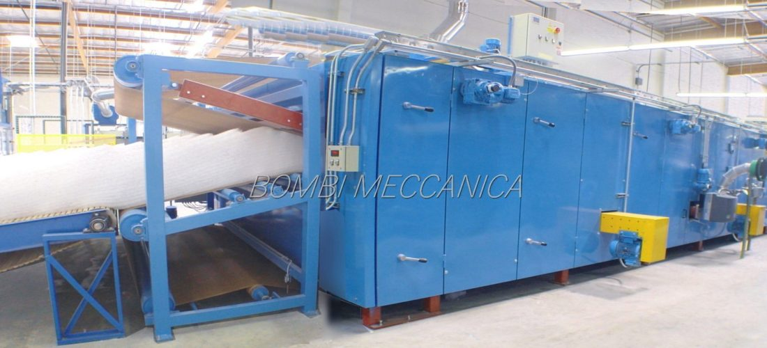 3 SECTIONS (PREVIOUS GENERATION) OVEN FOR 1.000kg/h