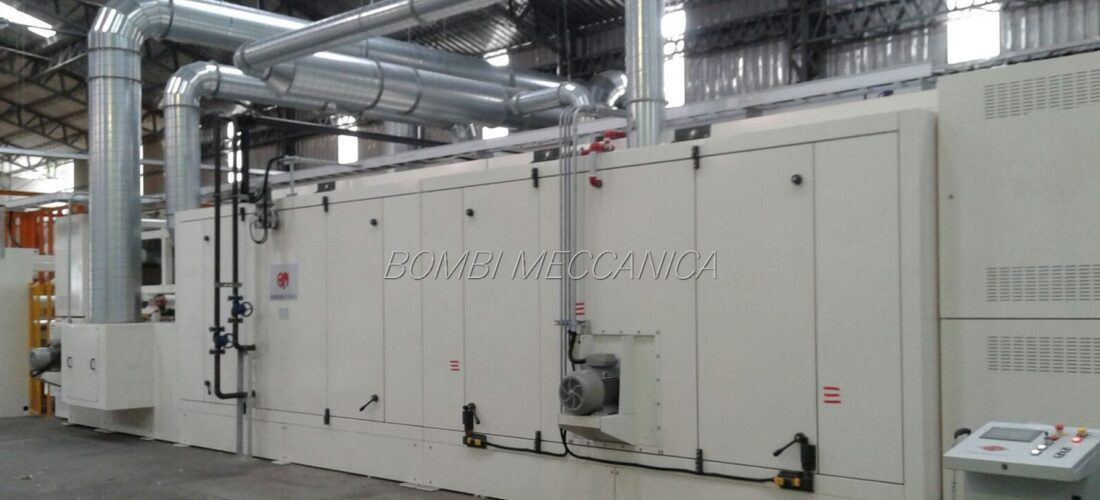 OIL HEATED OVEN FOR NATURAL PRODUCTS