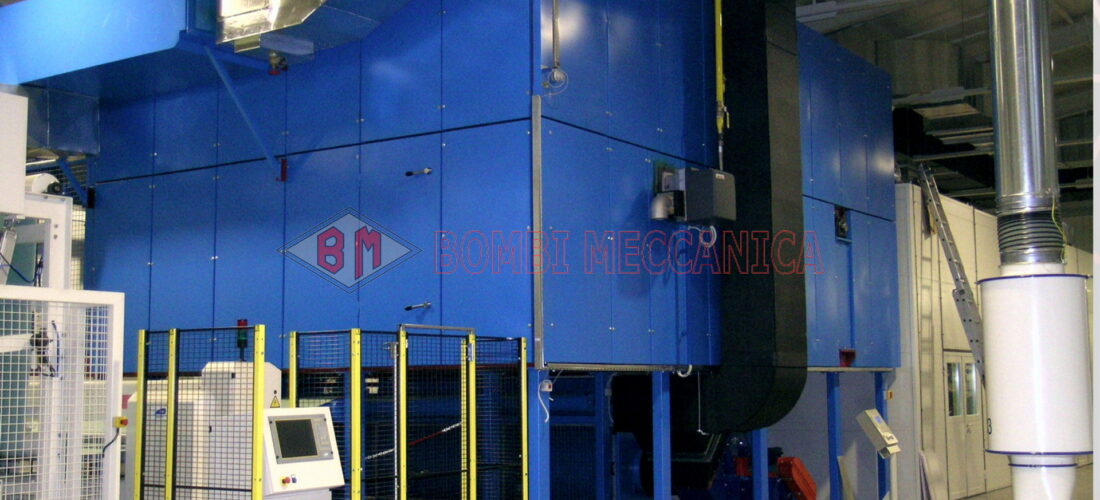 DRUM OVEN DIAM 3m, WIDTH 3,6m FOR HEAT SETTING