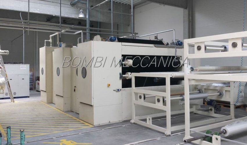 PRESS FOR LAMINATION